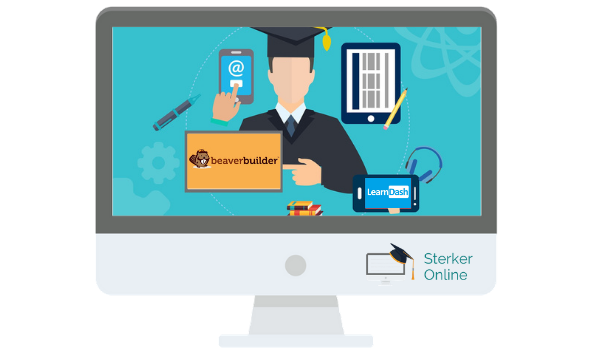 thema Beaver Builder voor je e-learning